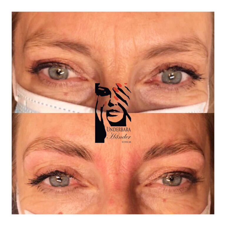 Brow lift/Brow lamination + brynfärg