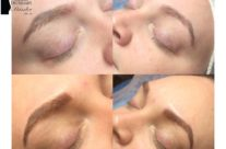 COVER UP, 3D-bryn, microblading